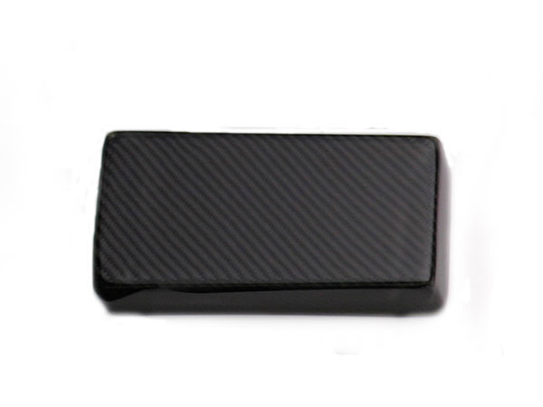 RKSport 04025003 | Carbon Fiber Engine Cover Electric Box Cover; 1997-2004
