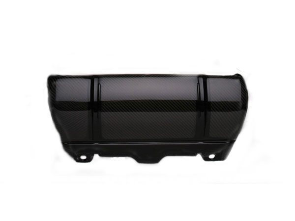 RKSport 04025007 | Carbon Fiber Engine Cover Airbox Cover; 1997-2004