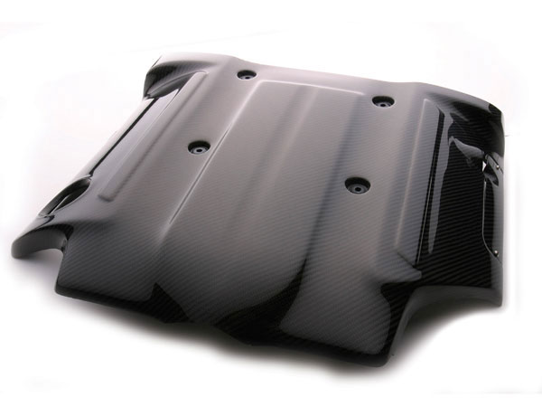 RKSport (04026012)  Carbon Fiber Engine Cover 97-04