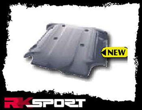 RKSport 04027012   Fiberglass Engine Cover; 1997-2004