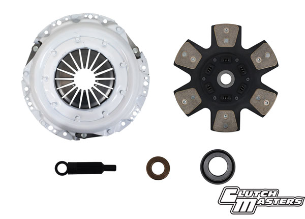 Clutch Masters 04504-HDC6 |  Chevrolet Chevelle - 8 Cyl 5.7L / 6.5L / 6.6L 11in. All Trans 26-Spline Clutch Master FX400 Clutch Kit; 1969-1972
