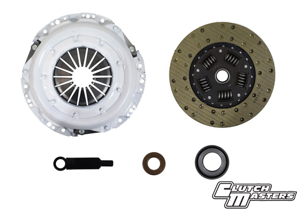Clutch Masters 04504-HDKV |  Chevrolet Monte Carlo - 8 Cyl 5.7L / 6.5L / 6.6L 11in. All Trans 26-Spline Clutch Master FX200 Clutch Kit; 1969-1972