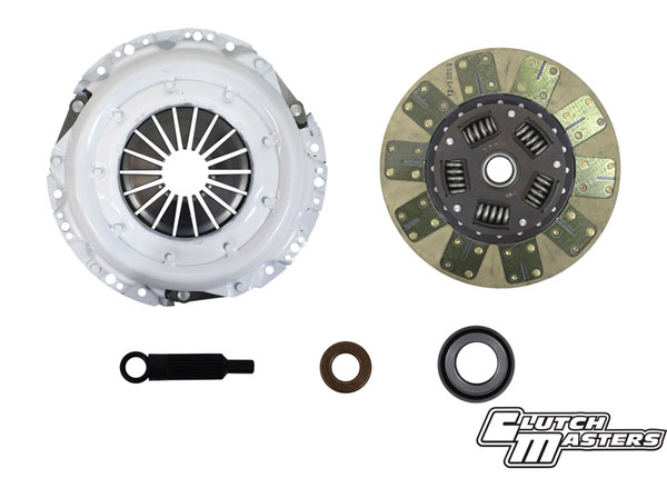 Clutch Masters 04504-HDTZ |  Chevrolet El Camino - 8 Cyl 5.7L / 6.5L / 6.6L 11in. All Trans 26-Spline Clutch Master FX300 Clutch Kit; 1969-1972