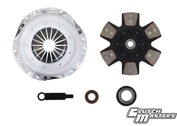 Clutch Masters 04505-HDC6 |  Chevrolet Malibu - 8 Cyl 5.7L / 6.5L / 6.6L 11in. All Trans 10-Spline Clutch Master FX400 Clutch Kit; 1969-1972