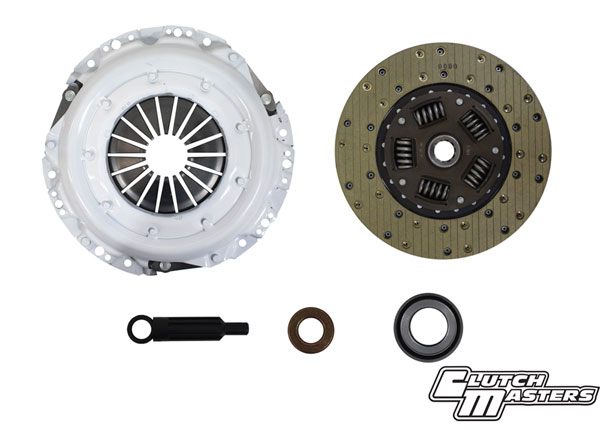 Clutch Masters 04505-HDKV |  Chevrolet Camaro - 8 Cyl 5.7L 11in. All Saginaw and M-20 Trans 10-Spline Clutch Master FX200 Clutch Kit; 1969-1982
