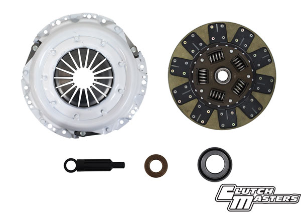 Clutch Masters 04505-HDTZ |  Chevrolet Camaro - 8 Cyl 5.7L 11in. All Saginaw and M-20 Trans 10-Spline Clutch Master FX300 Clutch Kit; 1969-1982