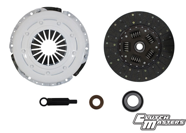 Clutch Masters 04514-HD00 |  Chevrolet Camaro - 8 Cyl 5.7L (10.5in. 26-Spline) Clutch Master FX100 Clutch Kit; 1985-1992