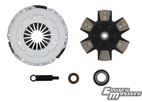 Clutch Masters 04514-HDC6 |  Chevrolet Camaro - 8 Cyl 5.7L (10.5in. 26-Spline) Clutch Master FX400 Clutch Kit; 1985-1992