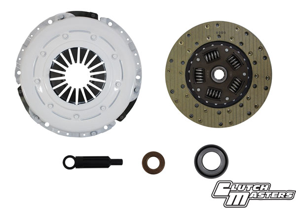 Clutch Masters 04514-HDKV |  Chevrolet Camaro - 8 Cyl 5.7L (10.5in. 26-Spline) Clutch Master FX200 Clutch Kit; 1985-1992