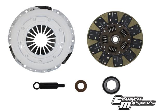Clutch Masters 04514-HDTZ |  Chevrolet Camaro - 8 Cyl 5.7L (10.5in. 26-Spline) Clutch Master FX300 Clutch Kit; 1985-1992