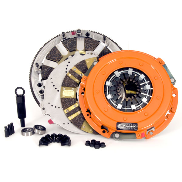 Centerforce (04614877)  Twin Disc Clutch DYAD DS (Drive System) Corvette C7