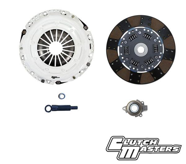 Clutch Masters 04916-HD0F-H    Chevrolet Cobalt - 4 Cyl 2.0T SS Clutch Master FX250 Clutch Kit; 2008-2010