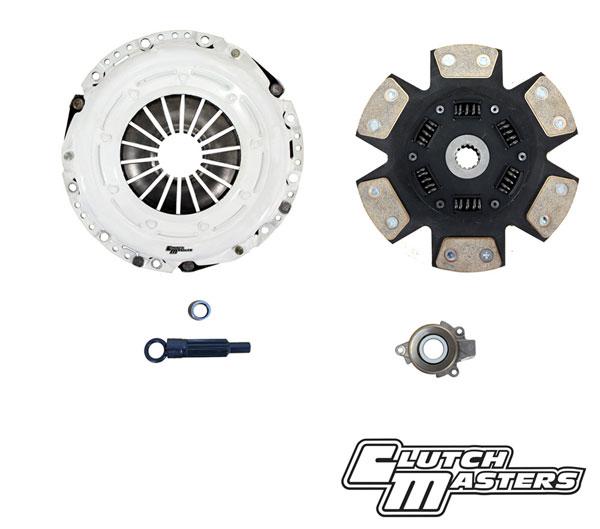 Clutch Masters 04916-HDC6-H |  Chevrolet Cobalt - 4 Cyl 2.0T SS Clutch Master FX400 Clutch Kit; 2008-2010