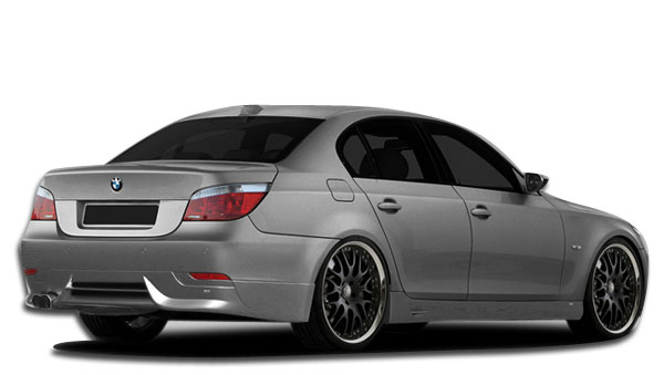 Couture 106903: 2004-2007 BMW 5 Series E60 4DR Couture AC-S Rear Lip Under Spoiler Air Dam - 1 Piece