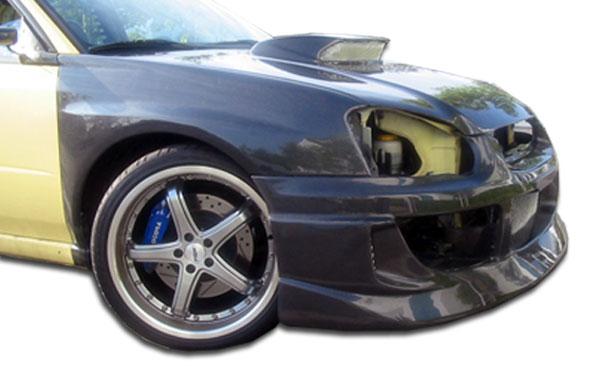 Carbon Creations 102852 | 2004-2005 Subaru Impreza WRX STI Carbon Creations OEM Fenders - 2 Piece