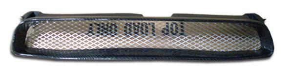 Carbon Creations 103233   2004-2005 Subaru Impreza WRX STI Carbon Creations OEM Grille - 1 Piece