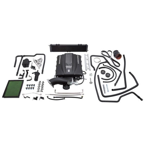 Edelbrock 15770 | Supercharger Stage 1 - Street Kit 2003-2006 GM Gmt800 Trucks 4 8 5 3 6 0L w/ o Tuner