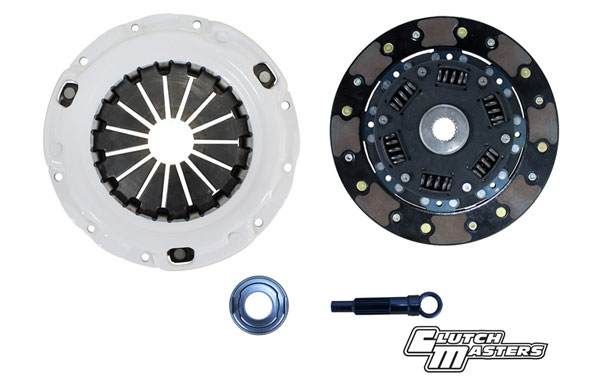 Clutch Masters 05048-HD0F |  Mitsubishi Eclipse - 4 Cyl 2.4L Clutch Master FX250 Clutch Kit; 1996-2000