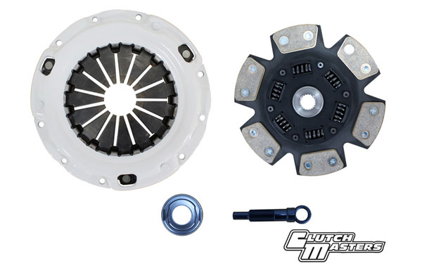 Clutch Masters 05048-HDC6 |  Dodge Avenger - 4 Cyl 2.4L Turbo Clutch Master FX400 Clutch Kit; 1995-1996