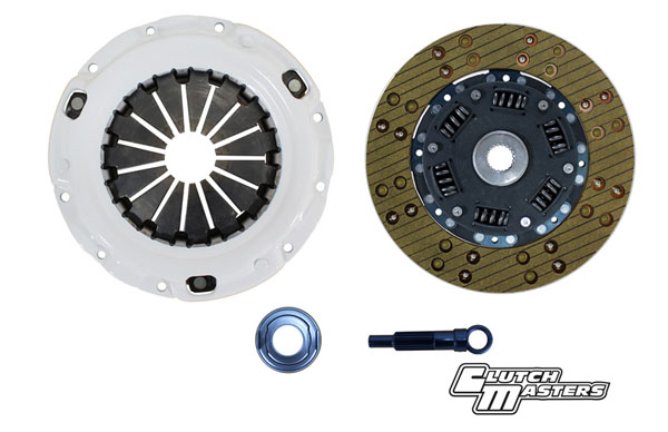 Clutch Masters 05048-HDKV |  Dodge Stealth - 6 Cyl 3.0L FWD Clutch Master FX200 Clutch Kit; 1991-1994