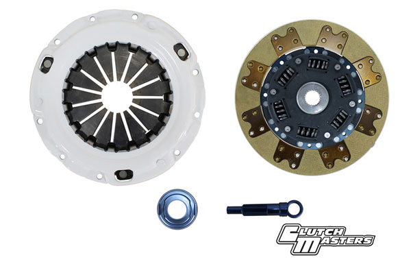 Clutch Masters 05048-HDTZ |  Eagle Talon - 4 Cyl 2.0L Turbo 2WD Clutch Master FX300 Clutch Kit; 1990-1992