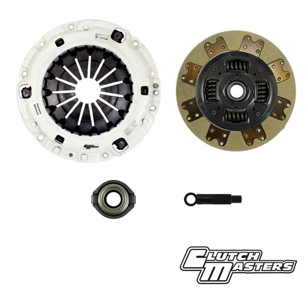 Clutch Masters 05075-HDTZ |  Dodge Stealth - 6 Cyl 3.0L 6-Spd 4WD DOHC Clutch Master FX300 Clutch Kit; 1995-1997
