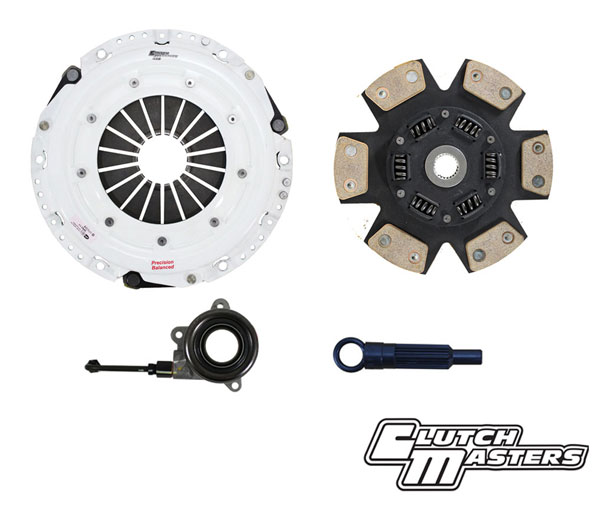 Clutch Masters 05095-HDC6 |  Hyundai Genesis - 4 Cyl Coupe 2.0T Clutch Master FX400 Clutch Kit; 2009-2010