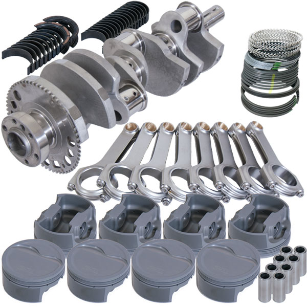 Eagle 129264030 | Rotating Assembly Kit for Chevrolet/Pontiac LS-Series 403/408cu.in. - 4.030in Bore