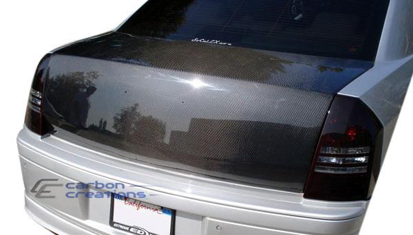Carbon Creations 103970 | 2005-2007 Chrysler 300 300C Carbon Creations OEM Trunk - 1 Piece