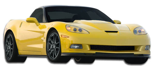 Carbon Creations 105784 | Chevrolet Corvette C6 Carbon Creations ZR Edition Wide Body Kit 11-Piece; 2005-2013