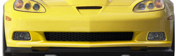 Carbon Creations 105768: 2005-2013 Chevrolet Corvette C6 Carbon Creations ZR Edition Front Lip Under Spoiler Air Dam - 1 Piece