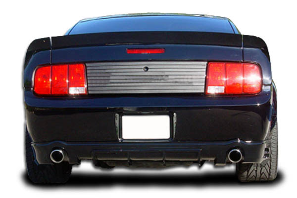 Couture (104796) 2005-2009 Ford Mustang Couture CVX Wing Trunk Lid Spoiler - 3 Piece