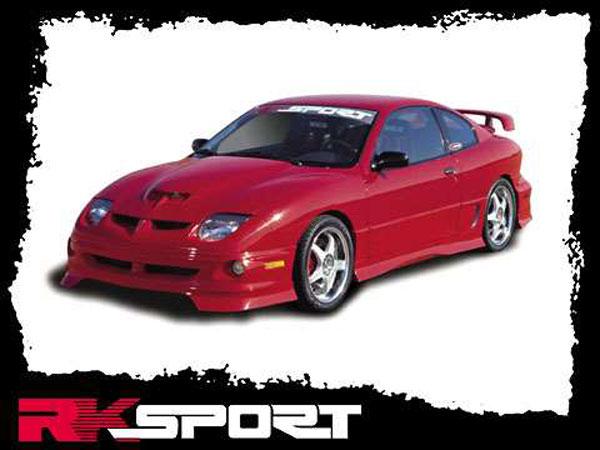 RKSport 06015001 | Sunfire LS Front Valance; 2000-2002