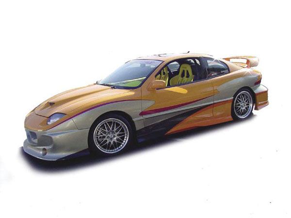 RKSport 06018100 |  StreetFire GT Body Kit; 1995-2002