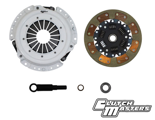 Clutch Masters 06039-HDTZ |  Nissan 280ZX - 6 Cyl 2.8L 2-Seater 2+2 Clutch Master FX300 Clutch Kit; 1979-1983