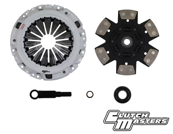 Clutch Masters 06045-HDC6 |  Nissan 300Z 300ZX - 6 Cyl 3.0L Non-Turbo (From 2/89) Clutch Master FX400 Clutch Kit; 1990-1996