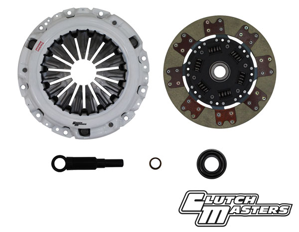 Clutch Masters 06045-HDTZ |  Nissan 300Z 300ZX - 6 Cyl 3.0L Non-Turbo (From 2/89) Clutch Master FX300 Clutch Kit; 1990-1996