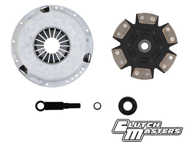 Clutch Masters 06046-HDC6 |  Nissan 300Z 300ZX - 6 Cyl 3.0L Twin Turbo Clutch Master FX400 Clutch Kit; 1989-1996