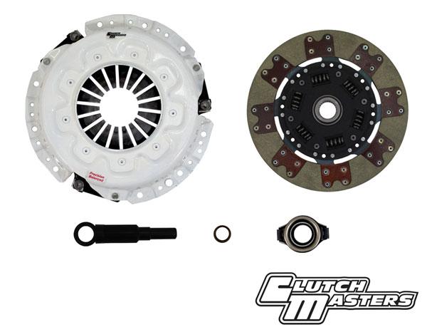 Clutch Masters 06048-HDTZ |  Nissan Altima - 6 Cyl 3.5L Clutch Master FX300 Clutch Kit; 2002-2006