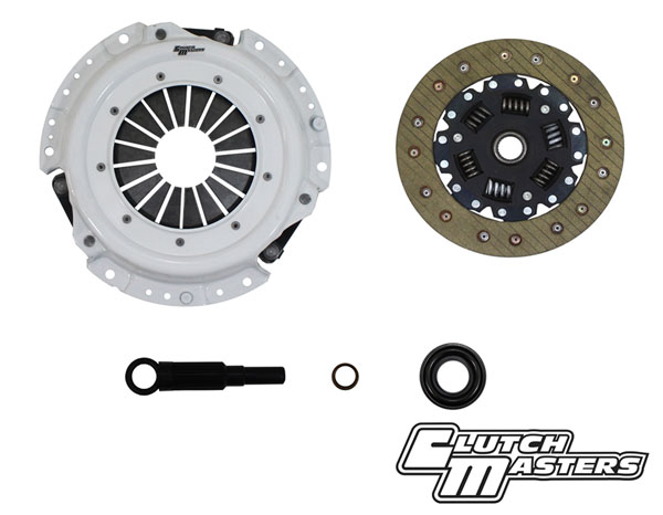 Clutch Masters 06054-HDKV |  Nissan 240SX - 4 Cyl 2.4L (From 7/90) Clutch Master FX200 Clutch Kit; 1991-1998
