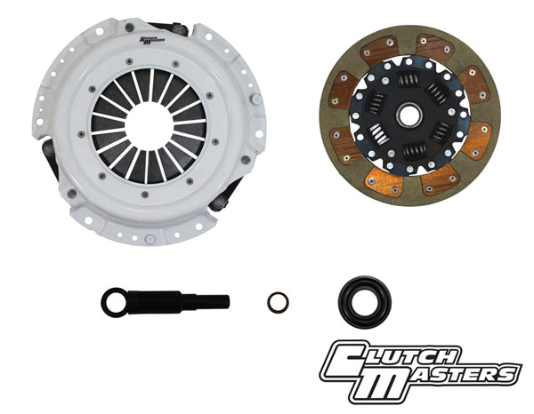 Clutch Masters 06054-HDTZ |  Nissan 240SX - 4 Cyl 2.4L (From 7/90) Clutch Master FX300 Clutch Kit; 1991-1998