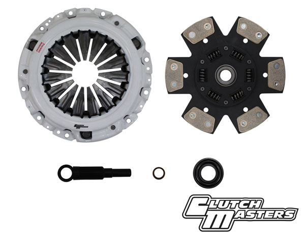 Clutch Masters 06065-HDC6 |  Nissan Truck Frontier - 6 Cyl 3.3L SuperCharged Clutch Master FX400 Clutch Kit; 2003-2004
