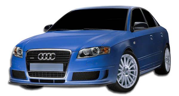 Duraflex 105154 | 2006-2008 Audi A4 4DR Duraflex DTM Look Body Kit - 4 Piece