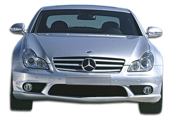 Duraflex 106950 | Mercedes CLS Class C219 W219 Duraflex AMG Look Front Bumper Cover 1-Piece; 2006-2011
