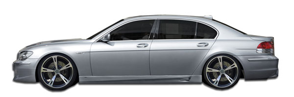 Couture 106905: 2002-2008 BMW 7 Series E66 Eros Version 1 Side Skirts Rocker Panels - 2 Piece