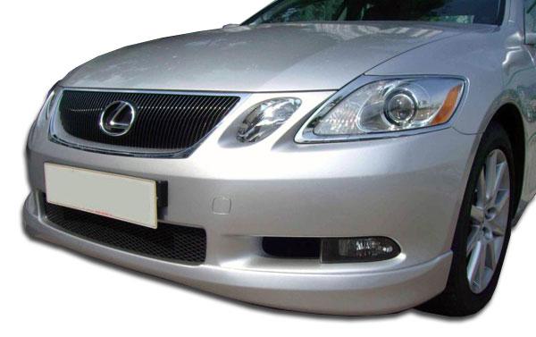 Couture 106944   2006-2007 Lexus GS Series GS300 GS350 GS430 GS450 GS460 Couture J-Spec Front Lip Under Spoiler Air Dam - 1 Piece