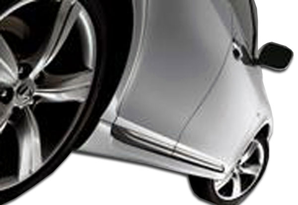 Couture 106945 | Lexus GS Series GS300 GS350 GS430 GS450 GS460 Couture J-Spec Side Skirts Rocker Panels 2-Piece; 2006-2011
