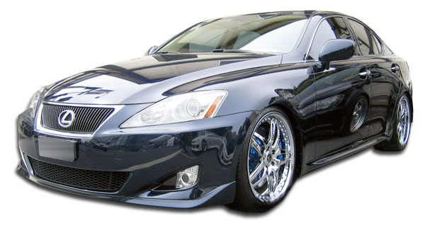 Couture 107000: 2006-2008 Lexus IS Series Couture J-Spec Body Kit - 4 Piece