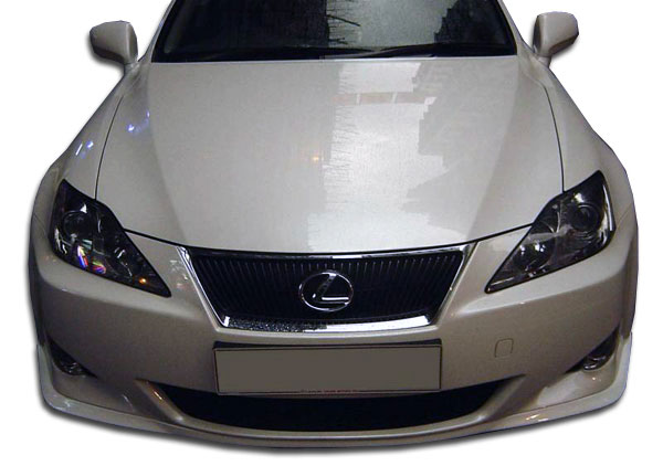 Couture 106940 | 2006-2008 Lexus IS Series IS250 IS350 Couture J-Spec Front Lip Under Spoiler Air Dam - 1 Piece