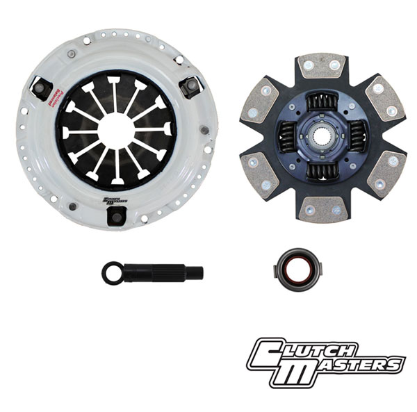 Clutch Masters 08014-HRC6 |  Honda Accord - 4 Cyl 2.2L / 2.3L Clutch Master FX400 Clutch Kit; 1990-2000